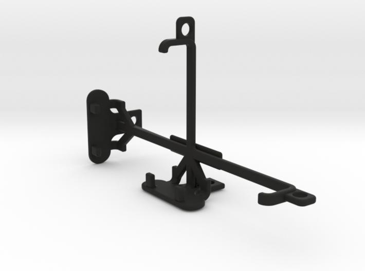Cat S30 tripod & stabilizer mount 3d printed