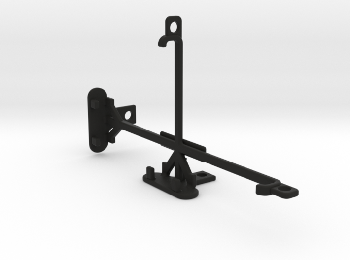Huawei Mate 8 tripod & stabilizer mount 3d printed