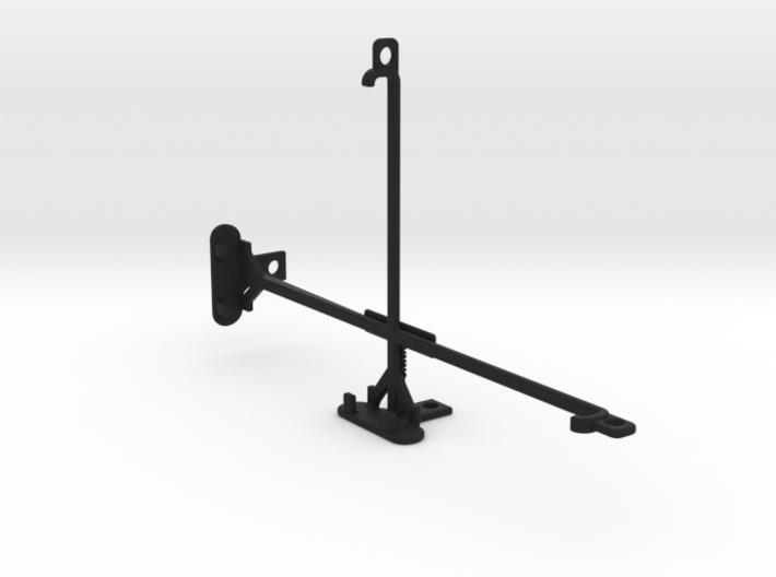 Huawei MediaPad M2 tripod & stabilizer mount 3d printed