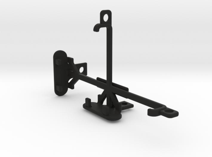 LG L70 tripod & stabilizer mount 3d printed
