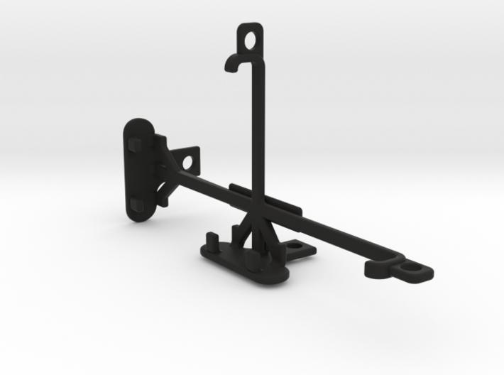 Meizu m3 tripod & stabilizer mount 3d printed