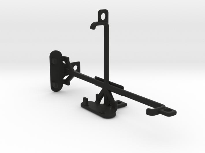 Motorola DROID Turbo tripod & stabilizer mount 3d printed