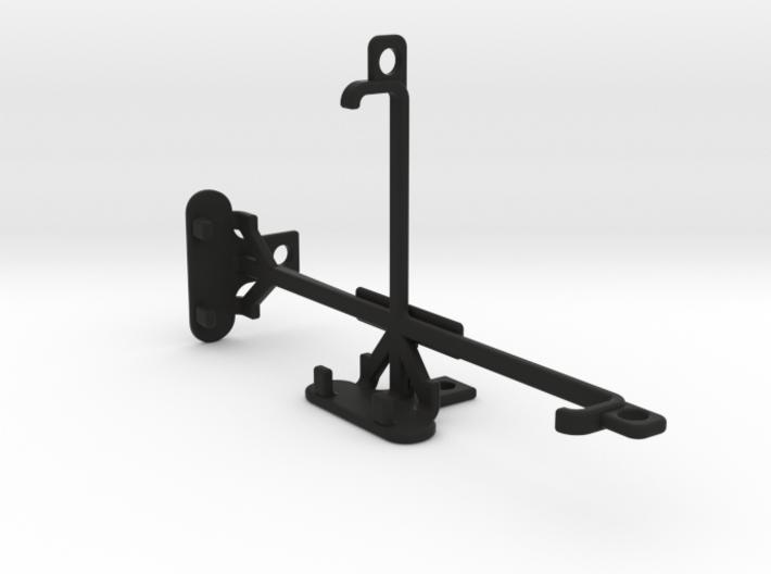 Motorola Droid Maxx 2 tripod & stabilizer mount 3d printed
