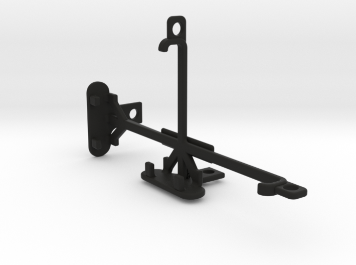 Panasonic Eluga Arc tripod & stabilizer mount 3d printed
