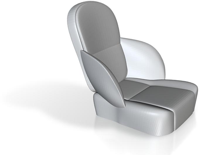 1/16 50s Sport Seat 3d printed