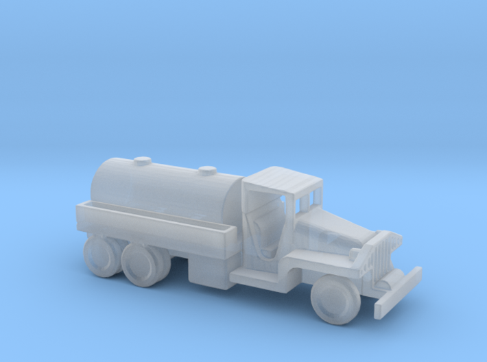 1/144 Scale CCKW Water Truck 3d printed