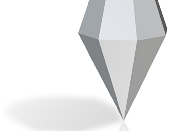 downloadable diamond 3d printed