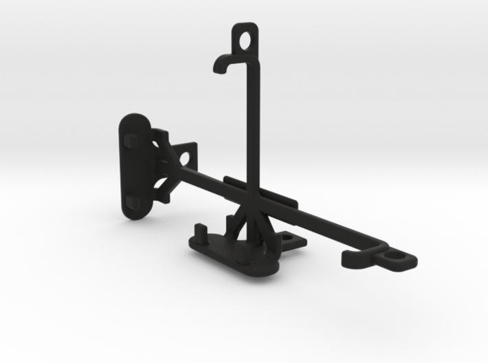 Sony Xperia V tripod & stabilizer mount 3d printed