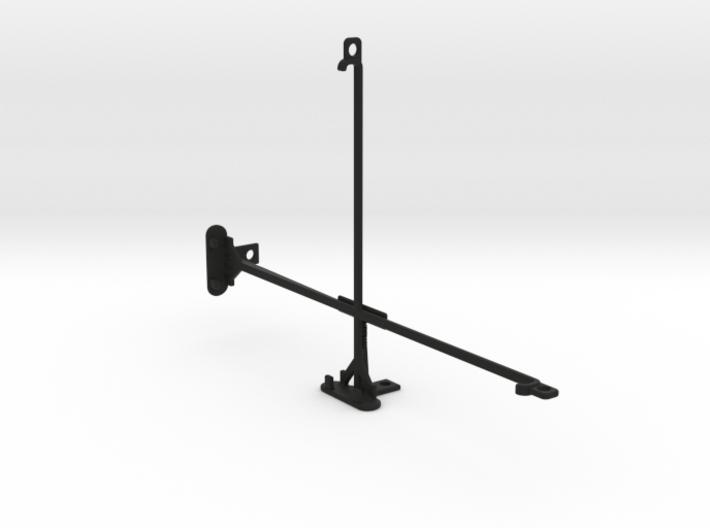 Sony Xperia Tablet Z Wi-Fi tripod mount 3d printed