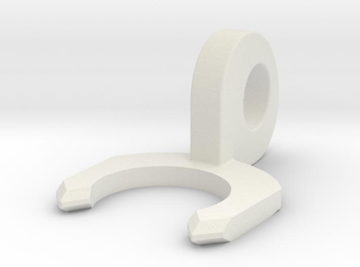 Bodwen Tube Locking Clip 3d printed