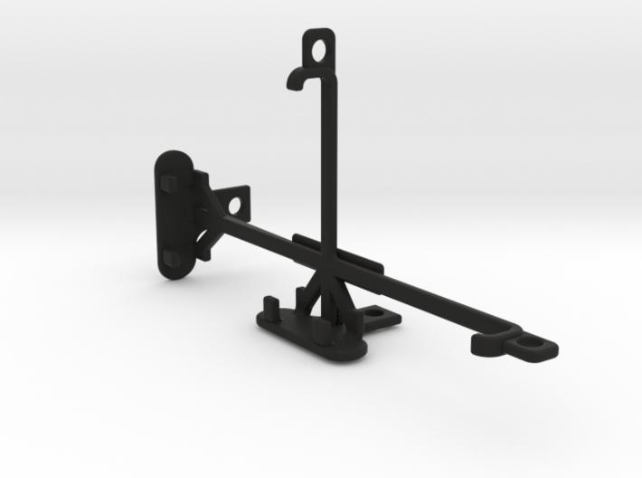 verykool s5017Q Dorado tripod & stabilizer mount 3d printed