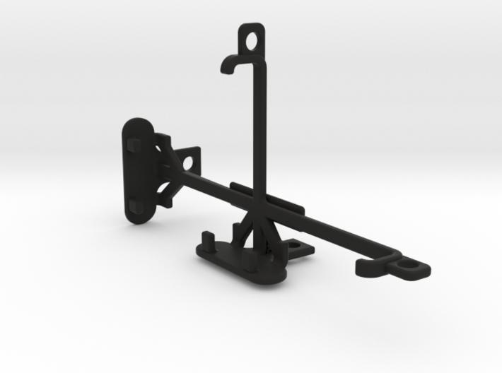ZTE Blade Qlux 4G tripod & stabilizer mount 3d printed