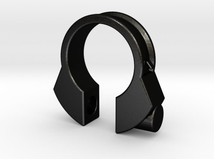 Houdini Ring 3d printed