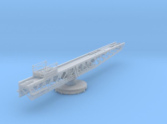 1/72 IJN Catapult 3d printed