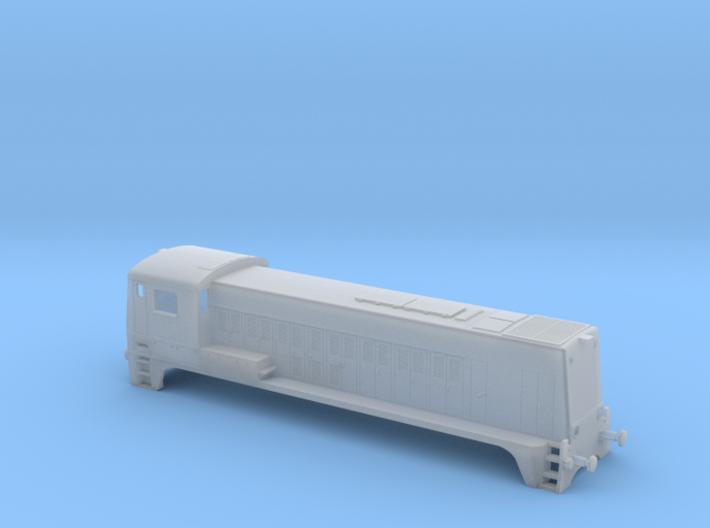 NS 2200 (1:160) 3d printed