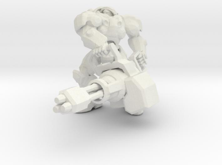 1/60 Terran Hero Soldier Tychus 3d printed
