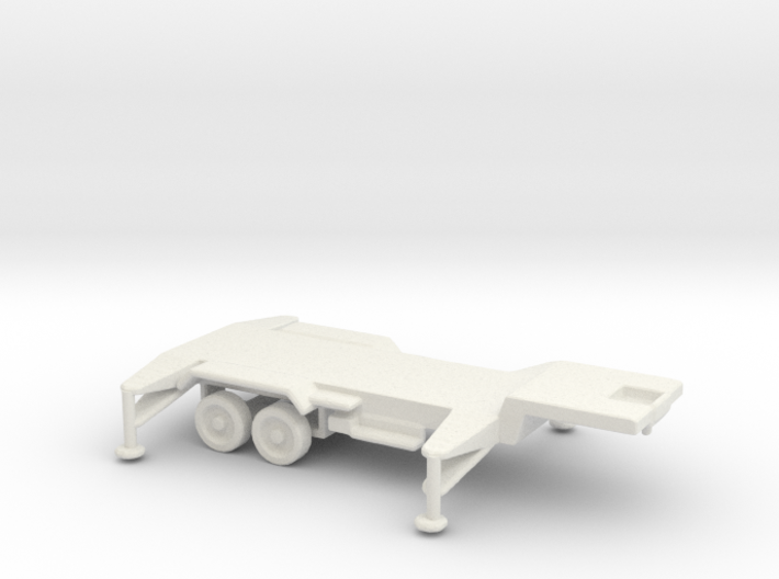 1/200 Scale Patriot Missile Trailer 3d printed