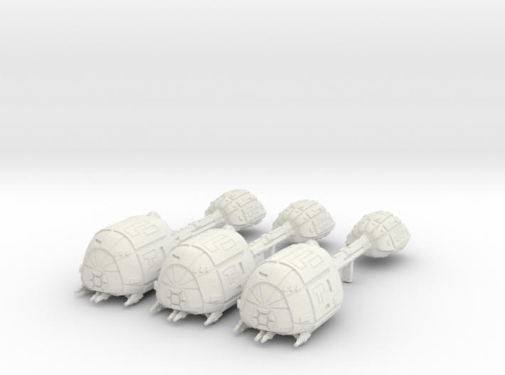 3x (Armada) Xiytiar transport 3d printed
