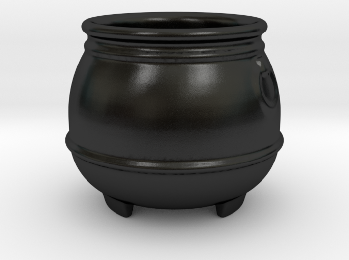 Cauldron Shot Glass 3d printed