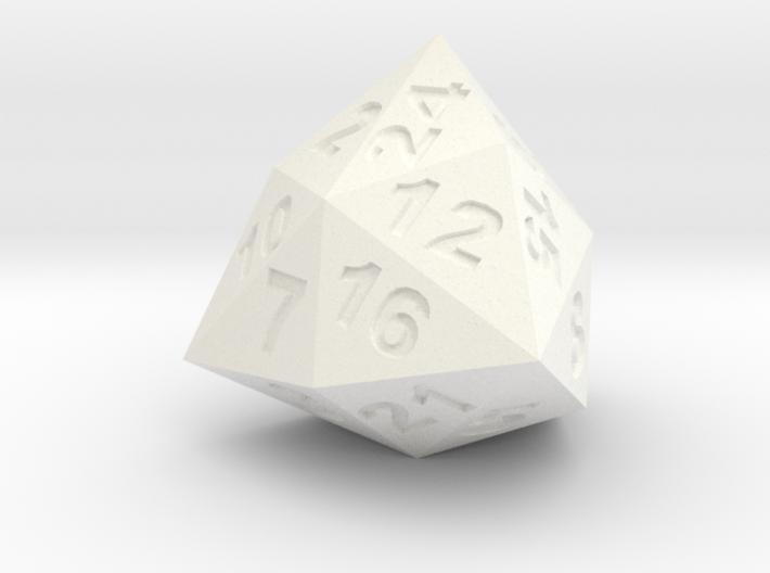 d24 Hexakis Tetrahedron 3d printed