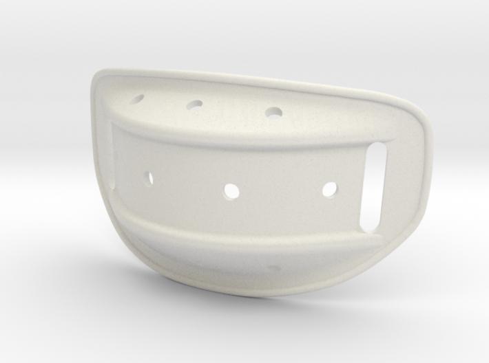 Helmet Chin Cup 3d printed