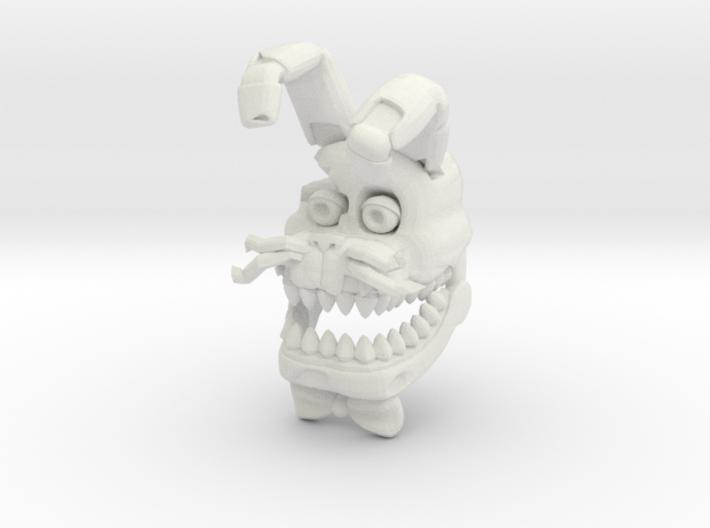 Custom Scary Rabbit 3d printed