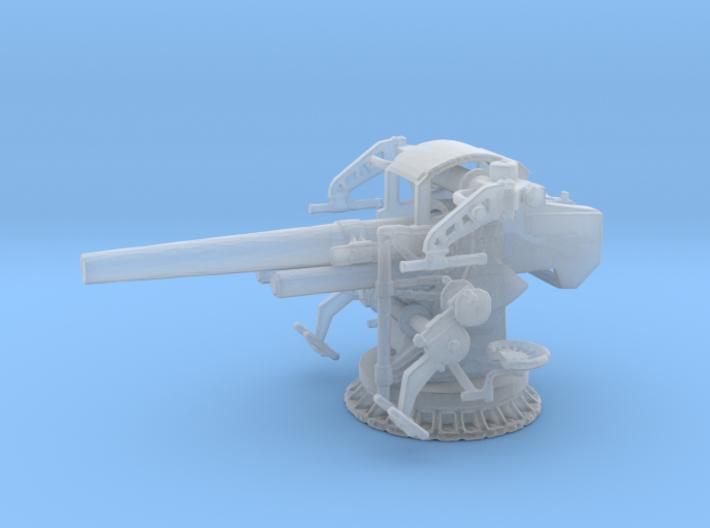 1/200 5 inch 25 Gun Mount Mk 40 3d printed