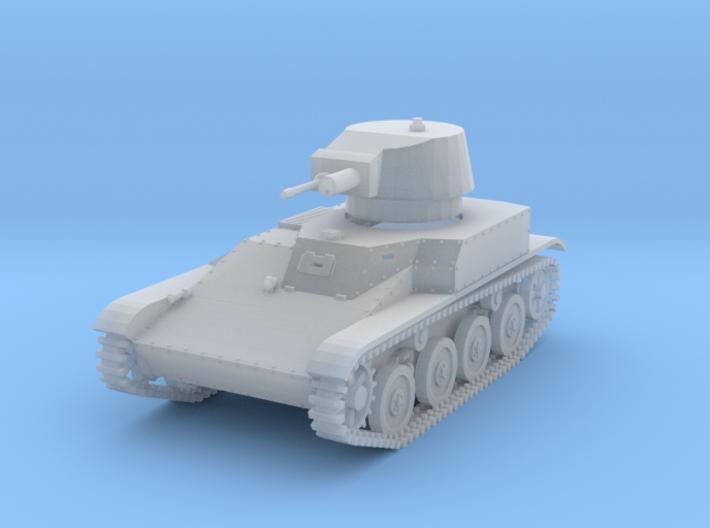 PV147C 4TP Light Tank (1/87) 3d printed