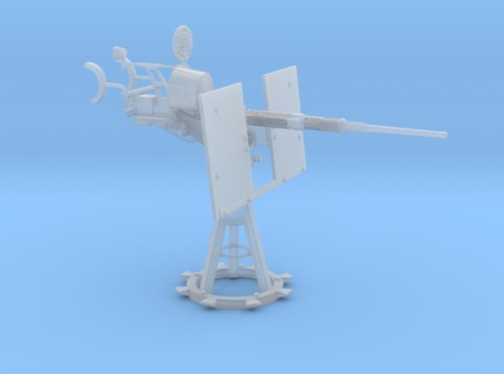 1/16 Single 20mm Oerlikon Mk10 3d printed