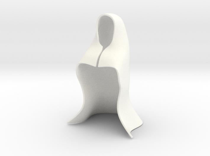 Ghost Of Nun 3d printed