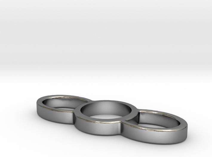 Infinity Spinner 3d printed