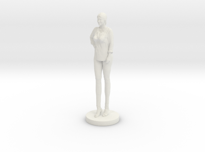 Printle S Femme 007 - 1/32 3d printed