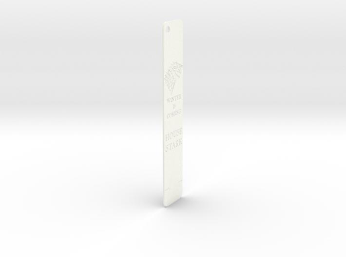 Stark Bookmark 3d printed