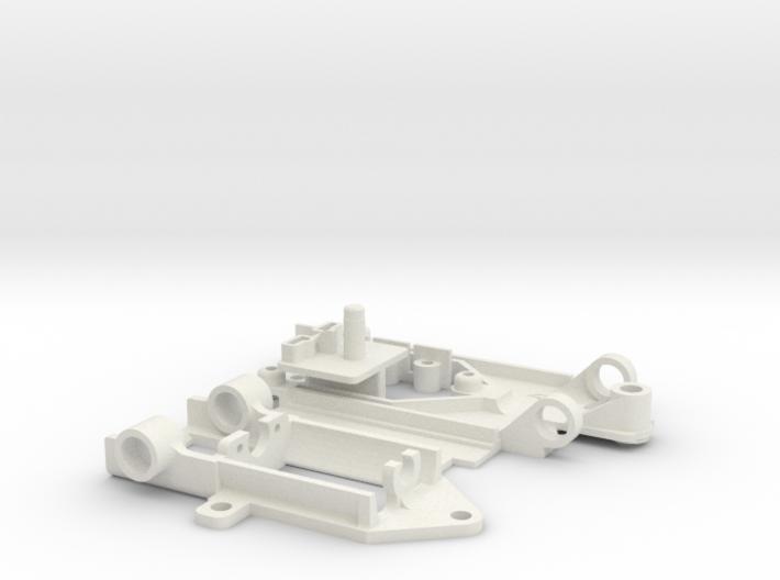 PDFFpod LanciaBetaTurbo 3d printed