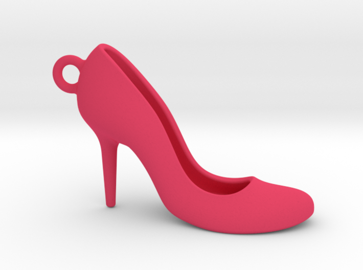 Court shoe 1611032250 3d printed