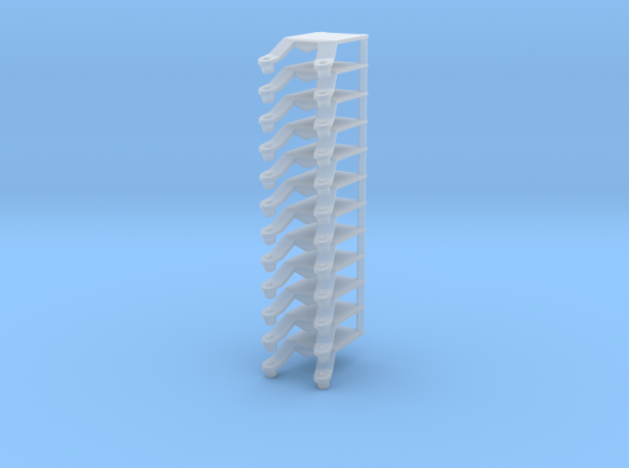 1/24 Lightbar Mounts 3d printed