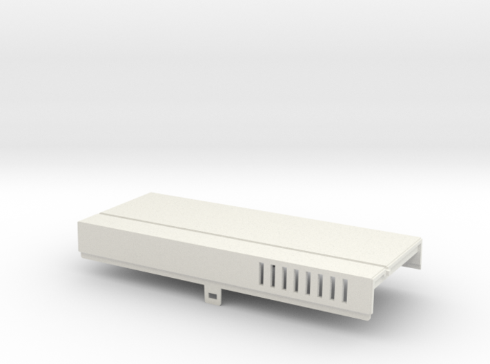 Amiga 1000 Front Expansion Cover 3d printed