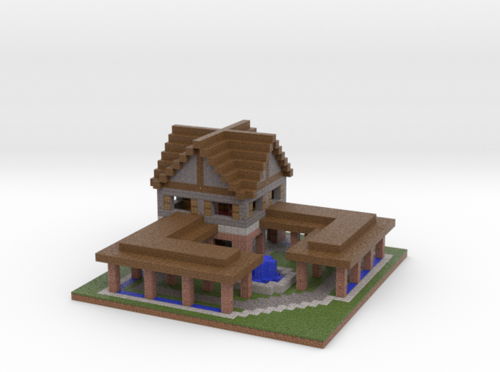 Minecraft Age Of Empires 2 Forum 3d printed