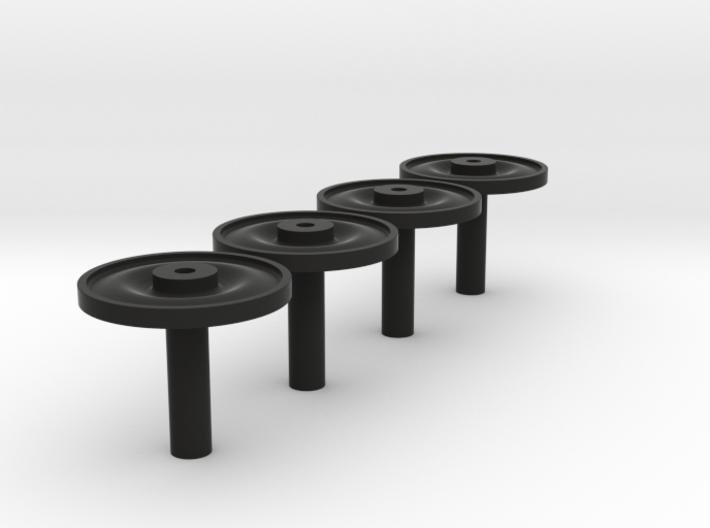 Radscheibennaben 3d printed