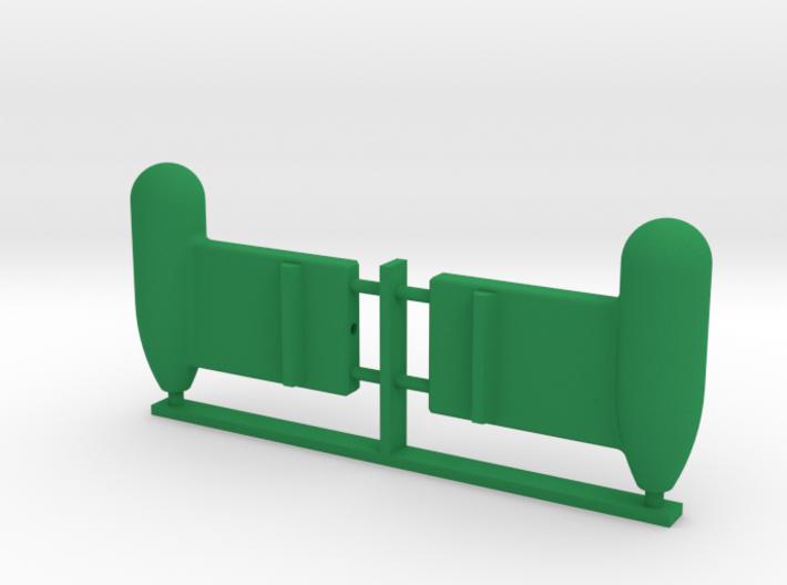 PAP Bombe (2 Stück) 3d printed