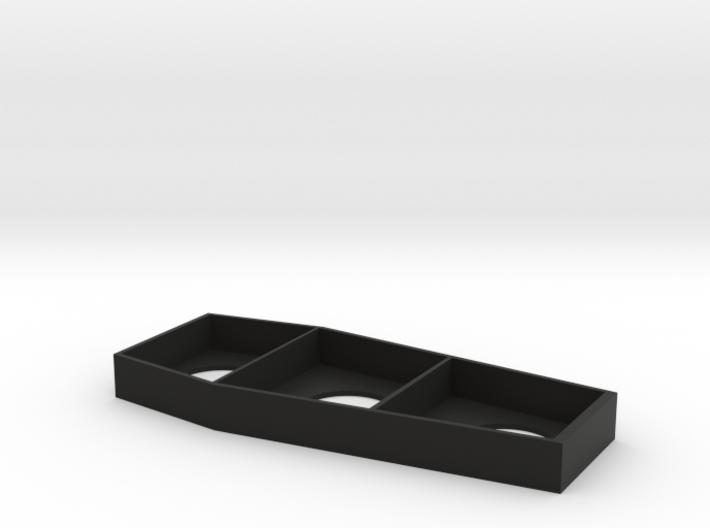 Metallica pinball coffin insert plastic 3d printed