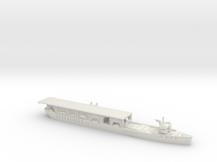 USS Langley 1/700 3d printed
