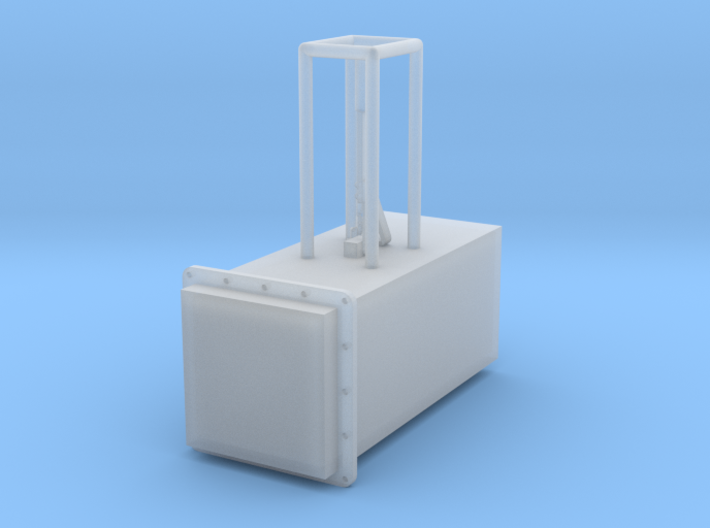 1/24 scale Newton Dump Valve 3d printed
