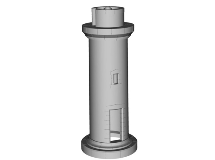 Opb10 - Small brittany lighthouse 3d printed