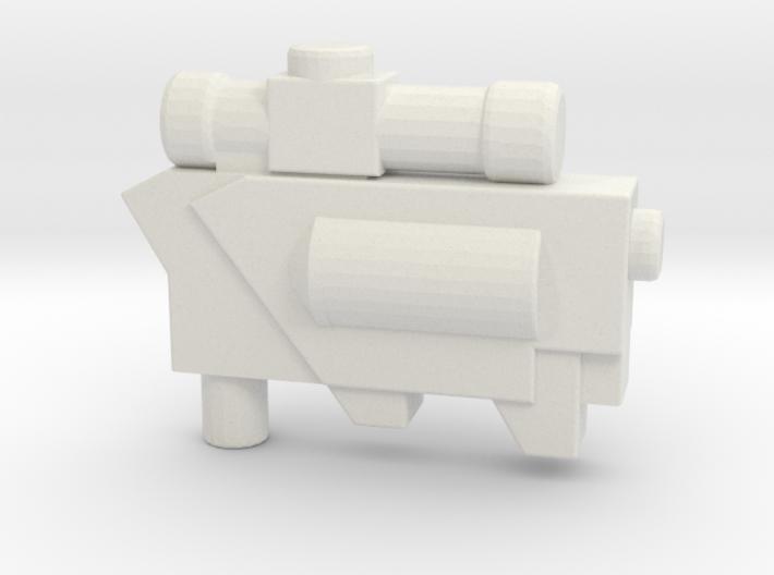MEGA - Classics Megatron Gun Mode 3d printed