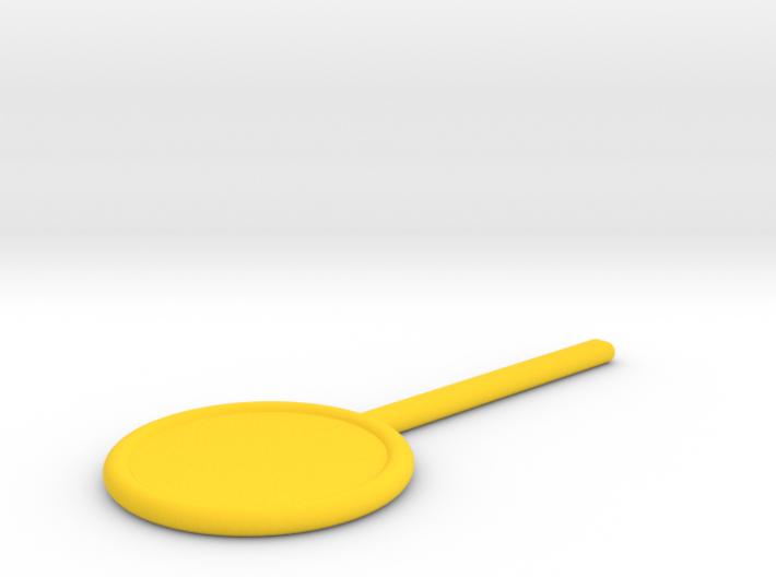 DIY Lollipop Paddle Trick 3d printed