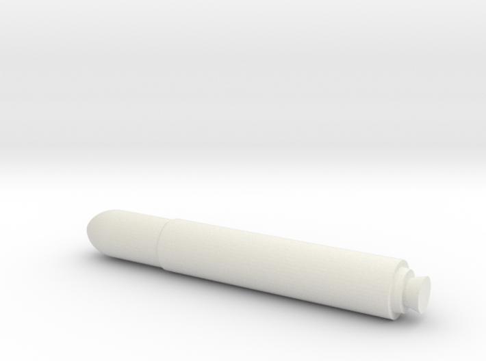 1/200 Scale UGM-133 Trident II D5 SLBM 3d printed