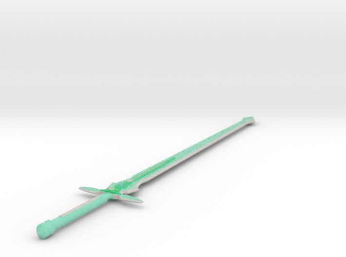 Kirito's Sword V2 (33cm) 3d printed