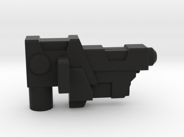 Maxima Side Arm Gun Left 3d printed