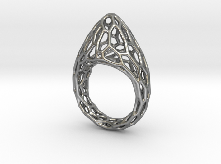 Ring Fluorescent 3d printed